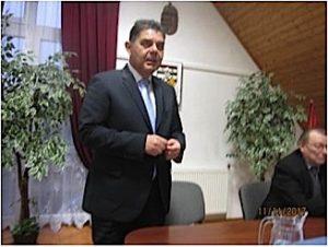 Nj. E. dr. sc. Mladen Andrlić gori sudionicima Koljnofskih književnih susreta