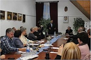 Koljnofske književne susrete 2107. posjetio je i veleposlanik RH u Mađarskoj, Nj. E. dr. Mladen Andrlić