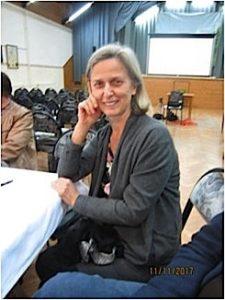 Dorothea Zeichmann, r. Lipković priprema novu knjigu